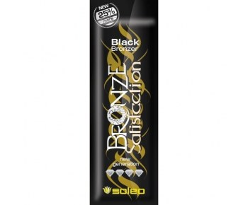 Soleo Крем для загара BRONZE Step 4 Black Bronzer 15 мл