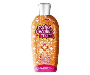 SuperTan Крем для загара Peaches Coconut and Crem 200 мл
