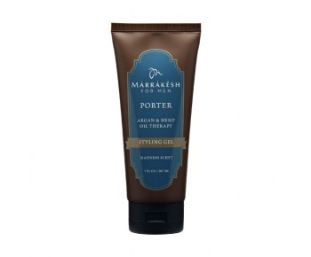 Marrakesh for Men Porter Styling Gel - Стайлинг-гель для укладки, 270 мл