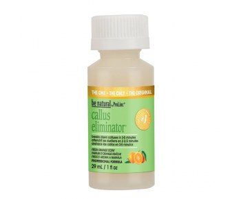 Средство для удаления натоптышей с запахом апельсина Be Natural Callus Eliminator, 30г