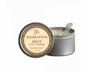 Marrakesh 3 in 1 Candle Melt High Tide - Свеча 3 в 1 для тела High Tide, 180 мл