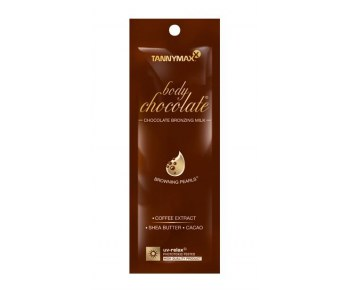 TANNYMAXX Body Chocolate Bronzing молочко-ускоритель для загара с усил бронз 15 мл